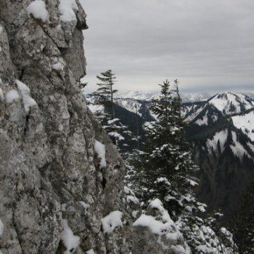 Winterwanderung auf die Bodenschneid (1669m)