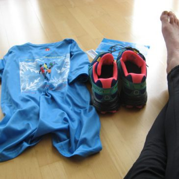Ismaninger Winterlauf Teil 1: 13 Kilometer
