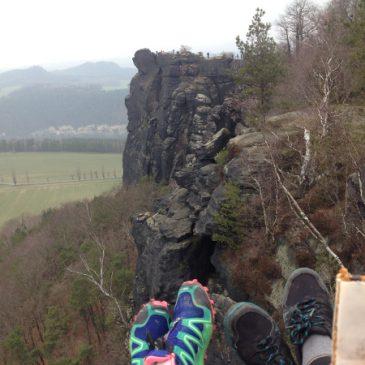 Trailrunning in der Sächsischen Schweiz