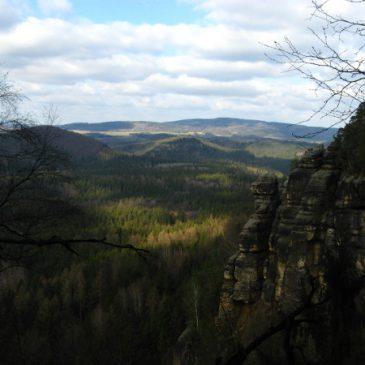 Traumtour durch die Hintere Sächsische Schweiz
