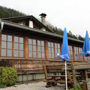Vorderkaiserfeldenhütte