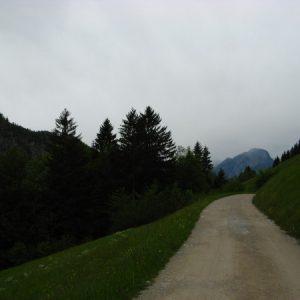 Letzter Abschnitt vor Kufstein