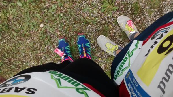 Vorbereitet für den Halbmarathon