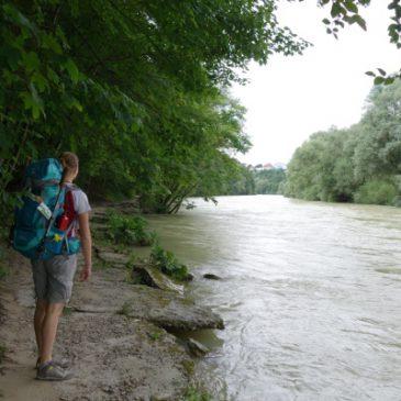 muve Etappe 1: München – Wolfratshausen