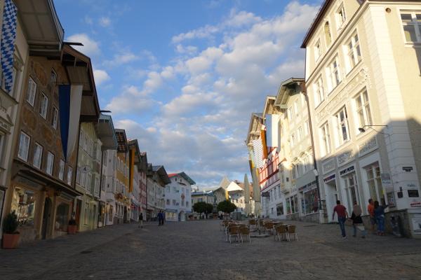 Stadtplatz Bad Tölz
