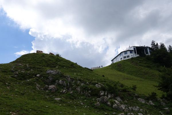 Gipfelstation Brauneck