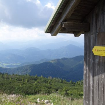 muve Etappe 4: Tutzinger Hütte – Vorderriß