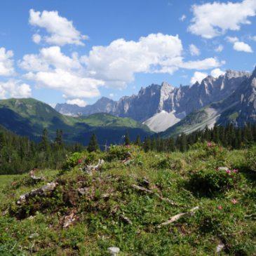 muve Etappe 5: Vorderriß – Karwendelhaus