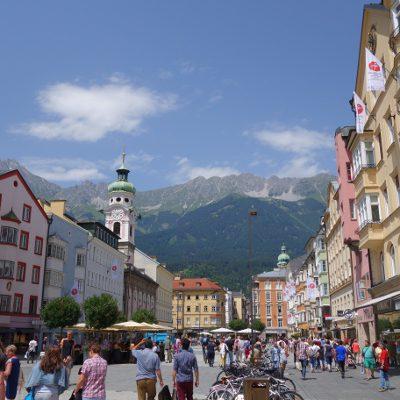 Innsbruck Stadtplatz
