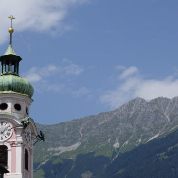 """muve """"Etappe"""" 6: Karwendelhaus – Innsbruck"""