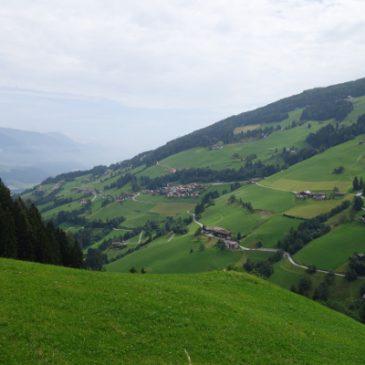 muve Etappe 7: Innsbruck – Voldertalhütte