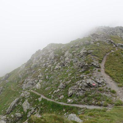 Weiter geht's auf dem Via Alpina