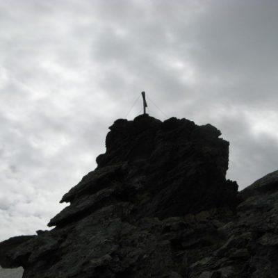 Der Gipfel der Sonnspitz