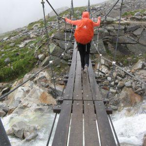 Brücke zur Olpererhütte