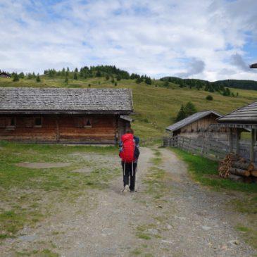 muve Etappe 13: Weitental – Kreuzwiesenalm