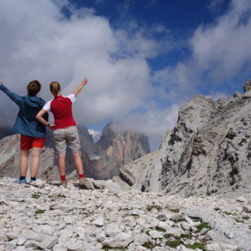 muve Etappe 15: Schlüterhütte – Grödner Joch