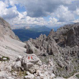 muve: Auf dem Dolomiten Höhenweg 1 und 2
