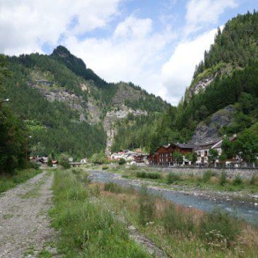 muve Etappe 18: Lago di Fedaia – Rifugio Coldai
