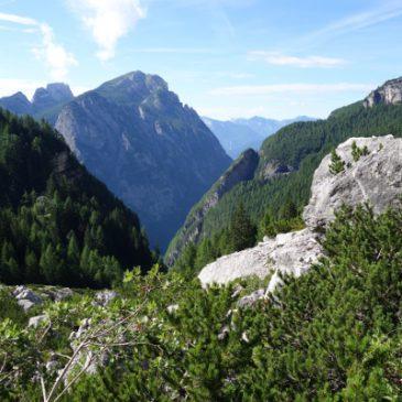 muve Etappe 19: Rifugio Coldai – Passo Duran