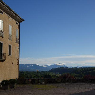 Aussicht von Belluno