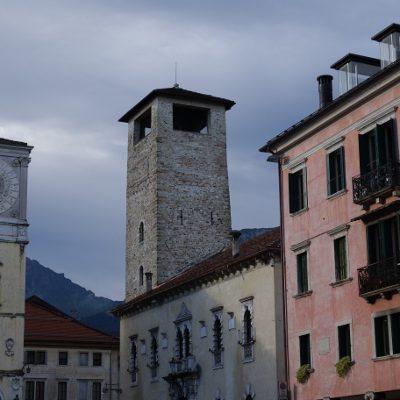 Stadtzentrum Belluno