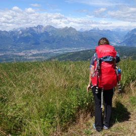 muve Etappe 22: Belluno – Rifugio Col Visentin