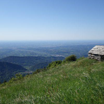 Und ein Blick ins Tal