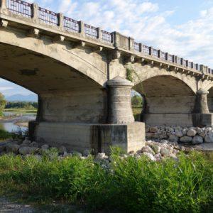Rückblick zur Brücke