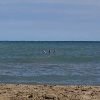 Spaß im Meer :-)