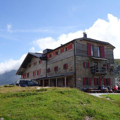 Pfitscherjochhaus