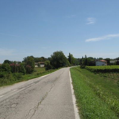 Auf dem Weg nach San Bartolomeo