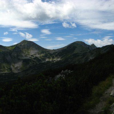Panorama auf dem Weg