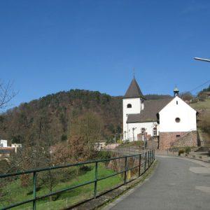 Beginn der Tour in Neidenfels
