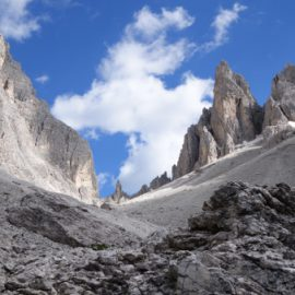 Sextner Dolomiten: Misurinasee – Rifugio Col de Varda – Bonacossaweg – Misurinasee