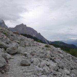 Und Dolomitenwege