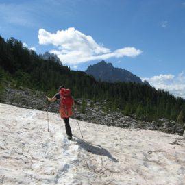 Sextner Dolomiten: Zsigmondyhütte – Fischleinboden – Rotwandwiesenhütte